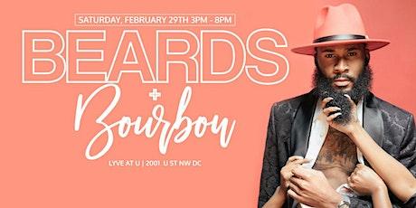 Beards & Bourbon tickets