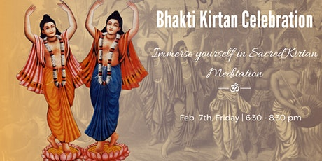 Bhakti Kirtan Celebration tickets