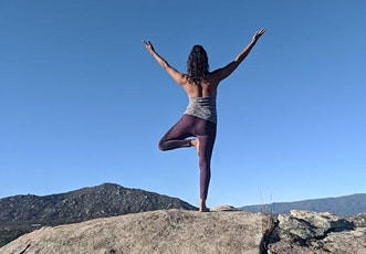 Yoga with a Ranger tickets