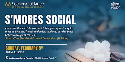 S'mores Social Event