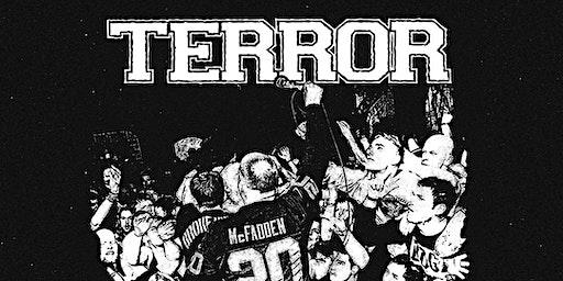 Terror @ Holy Diver