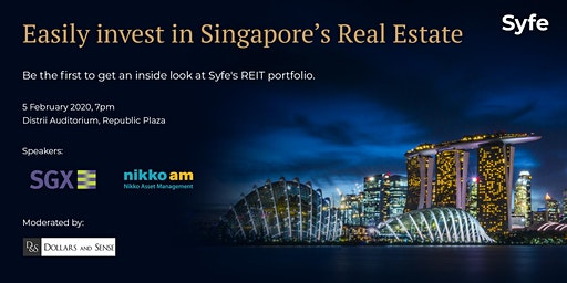 Easily Invest in Singapore's Real Estate