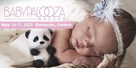 Babypalooza Bazaar - May 2020 tickets