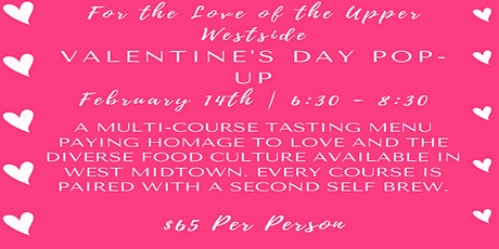 Chef Telene's Valentine's Day Pop Up @ Second Self  tickets