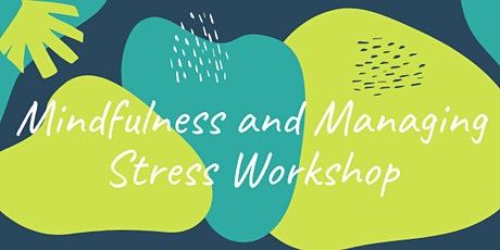 Mindfulness and Managing Stress Workshop Activate Darwin tickets