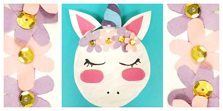 Magical, Mystical Unicorns Camp with Kidcreate On-The-Go Studio (5-12 Years) tickets