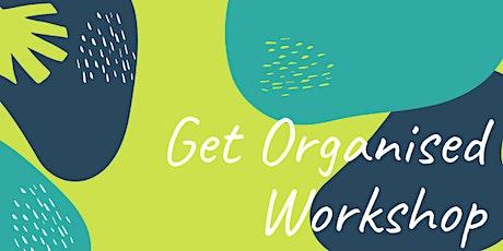 Get Organised Workshop Activate Darwin tickets
