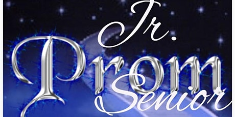 """Decades & Diamonds""	Jr./ Senior Citizen Prom tickets"