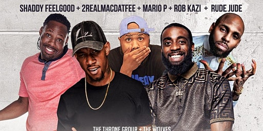 New Orleans Kings Of Comedy BATON ROUGE, LA. EDITION