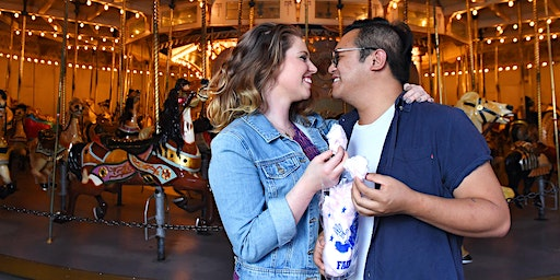 Just for love since 1912 - Valentine's Day at Luna Park