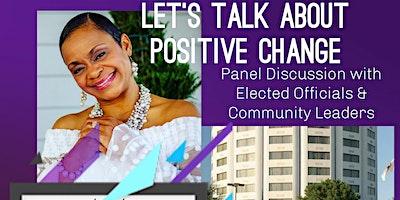 Let's Talk About Positive Change