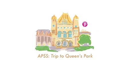 Trip to Queen's Park with the APSS tickets