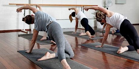 Beginner Yoga - 4 week course tickets