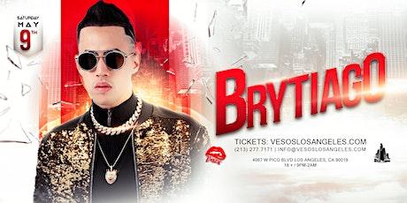Vesos LA Presents: Brytiago Saturday Concert Age 18+Event tickets
