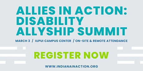 Allies in Action: Disability Allyship Summit tickets