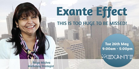 Exante Effect: A 360° Scan of the Current Inbound Marketing Practices tickets