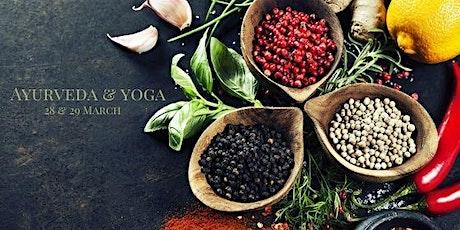 Ayurveda & Yoga Immersion tickets