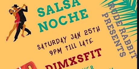 Salsa Noche Fiesta Tropical  tickets