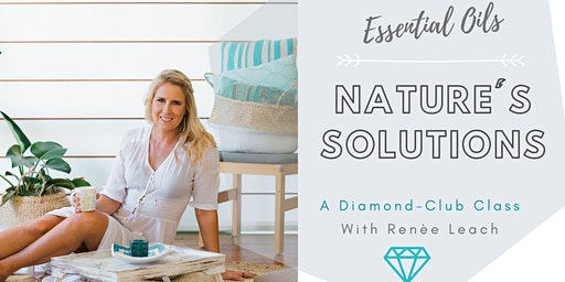 Essential Oils - Nature's Solutions