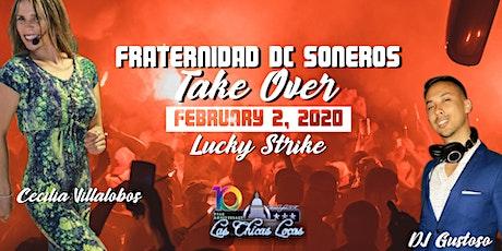 Fraternidad DC Soneros Take Over tickets