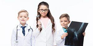 March Break Camp: Little Medical School Age Group 4-7