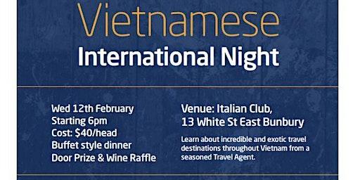 Vietnamese Night