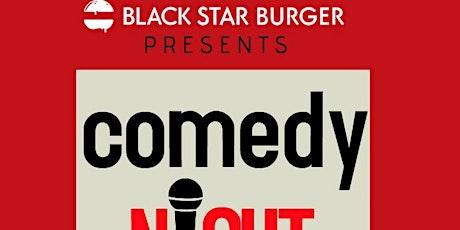BLACK STAR COMEDY NIGHT at Birthday Bar tickets