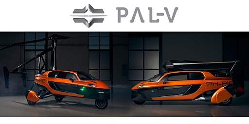 Learn About Flying Cars - The PAL-V Liberty