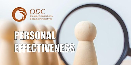 Personal Effectiveness - Level 4 Skillsfuture Leadership Workshop (By ODC) tickets