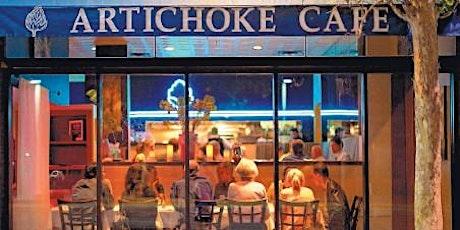 LAI Luncheon March 26, 2020: Artichoke Cafe Special Guest Deborah Burns tickets