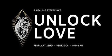 Unlock Love tickets