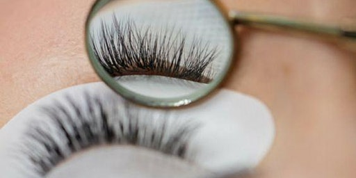 Classic Eyelash Extension Training with Kit & Chair Included!