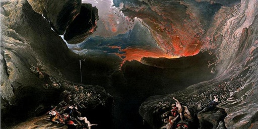 "Free Lecture ""The History of the End of the World"" Dr. Rietveld- Feb. 26"