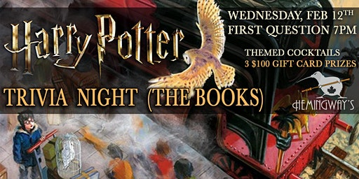 Harry Potter Trivia (The Books) 2.3