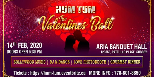 Hum Tum - Bollywood Valentine's Day Party