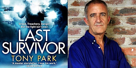 AUTHOR TALK | Tony Park tickets