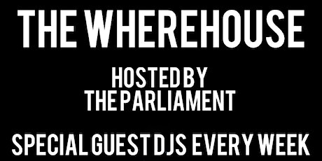 WHEREHOUSE WEDNESDAY | HOUSE MUSIC ALL NIGHT! tickets