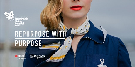 How can Vinnies work with fashion designers to 'repurpose with purpose'? tickets