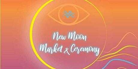 Aquarius New Moon Market + Ceremony tickets