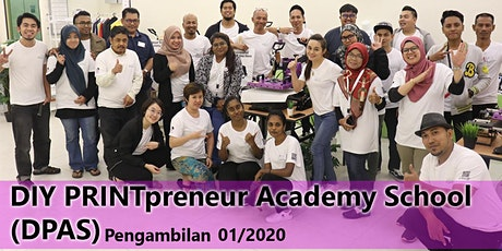 DIY PRINTpreneur Academy School tickets