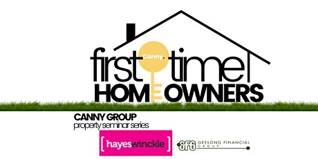 First Time Home Owners tickets