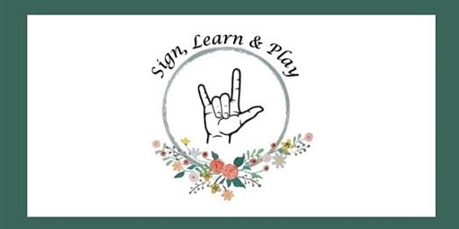 Sign, Learn, & Play Session 1:Morning (Baby/Toddler Sign Language)