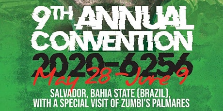 9th Annual Convention in Brazil ingressos