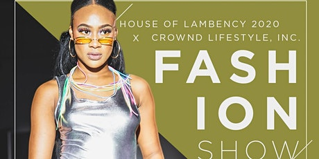 HOL 2020xCrownd Barberlounge Fashion Show tickets