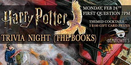 Harry Potter Trivia (The Books) 2.4 tickets