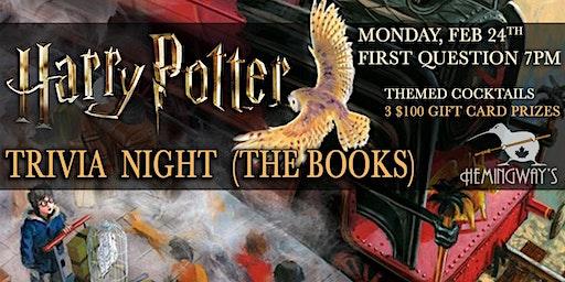 Harry Potter Trivia (The Books) 2.4