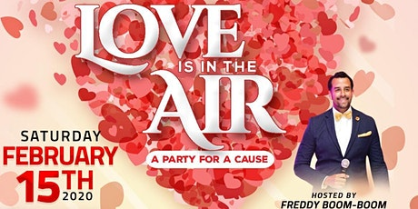 Valentine's Day Party- Love is in the Air tickets