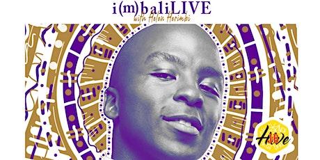 i(m)bali LIVE with Helen Herimbi featuring Kabelo Mabalane tickets