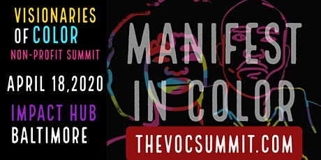 Visionaries of Color Nonprofit Summit tickets