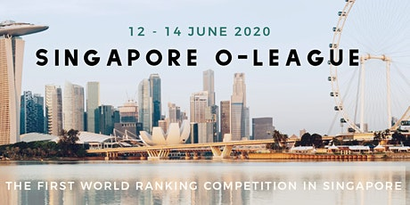 Singapore Orienteering League: Series 2 / World Ranking Event   tickets